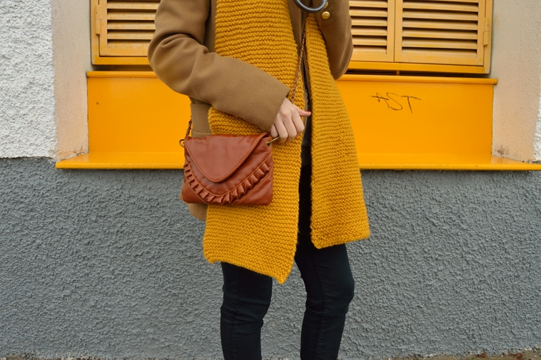 lara-vazquez-madlula-brown-bag-mustard-scarf-winter
