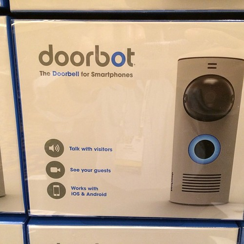 Doorbot by AskDaveTaylor