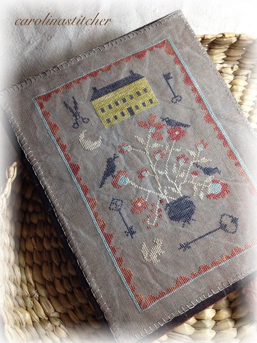 Mustard Seed Manor Sewing Book