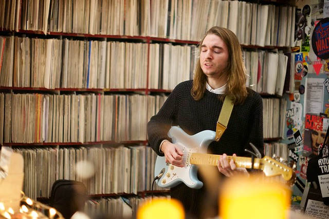 Tom The Lion at Rough Trade West