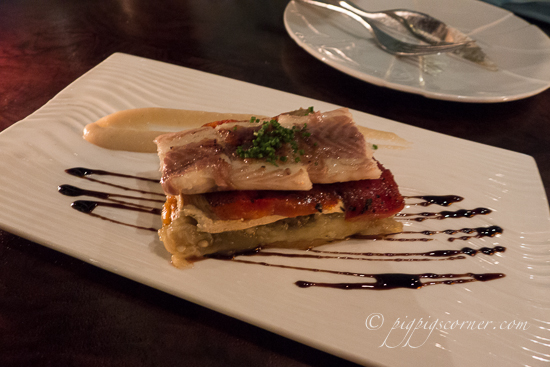 Catalunya, Singapore-FOIE GRAS AND EEL ESCALIBADA