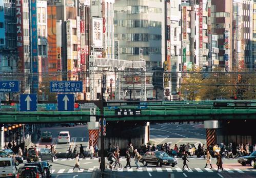 新宿大ガード2