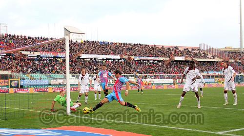"""Catania-Livorno 3-3: commento """"a caldo""""$"""