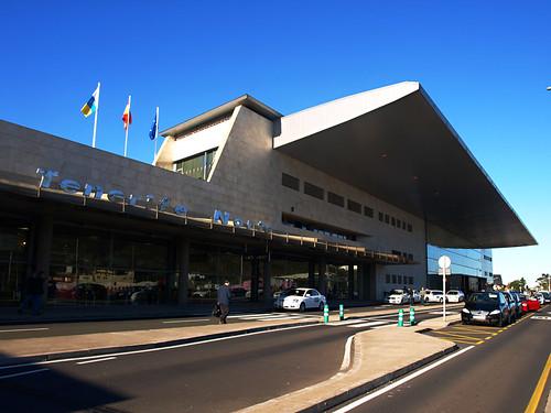 Tenerife Norte Airport, Tenerife