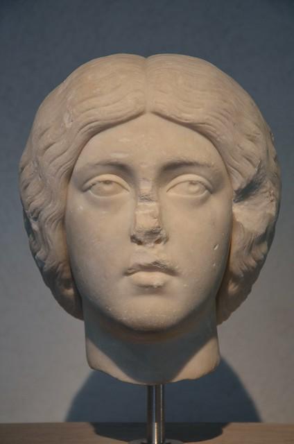 Bruttia Crispina, wife of Commodus, 180-187 AD, Palazzo Massimo alle Terme, Rome