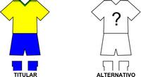 Uniforme Selección Emboscadeña de Fútbol