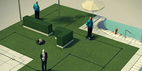 Hitman GO coming to Tablets and Smartphones