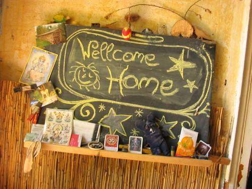 Feliz regreso a casa