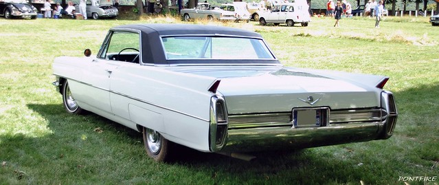 1964 Cadillac 62S 2-door Coupe