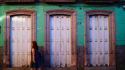 Puertas del pasado