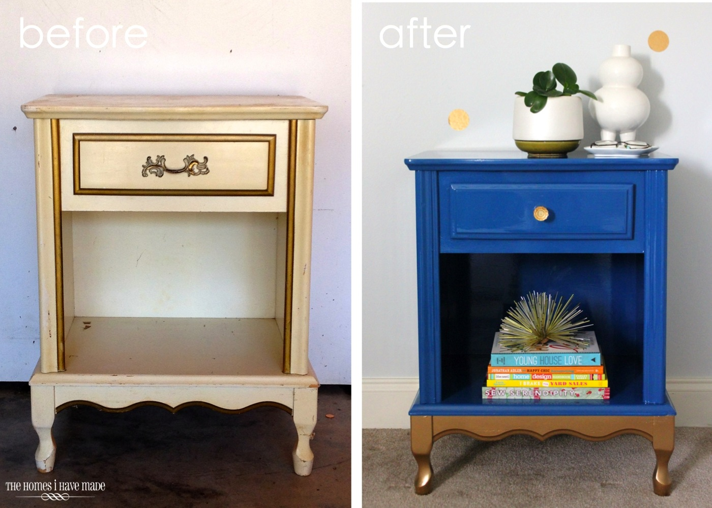 Blue and Gold Nightstand-013