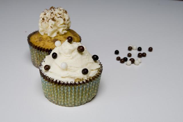 Mis primeros cupcakes