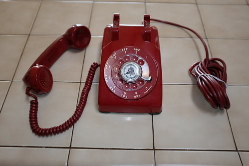 Western Electric Model 500 Rotary Dial Phone