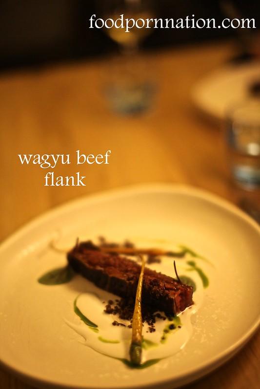 wagyu beef flank