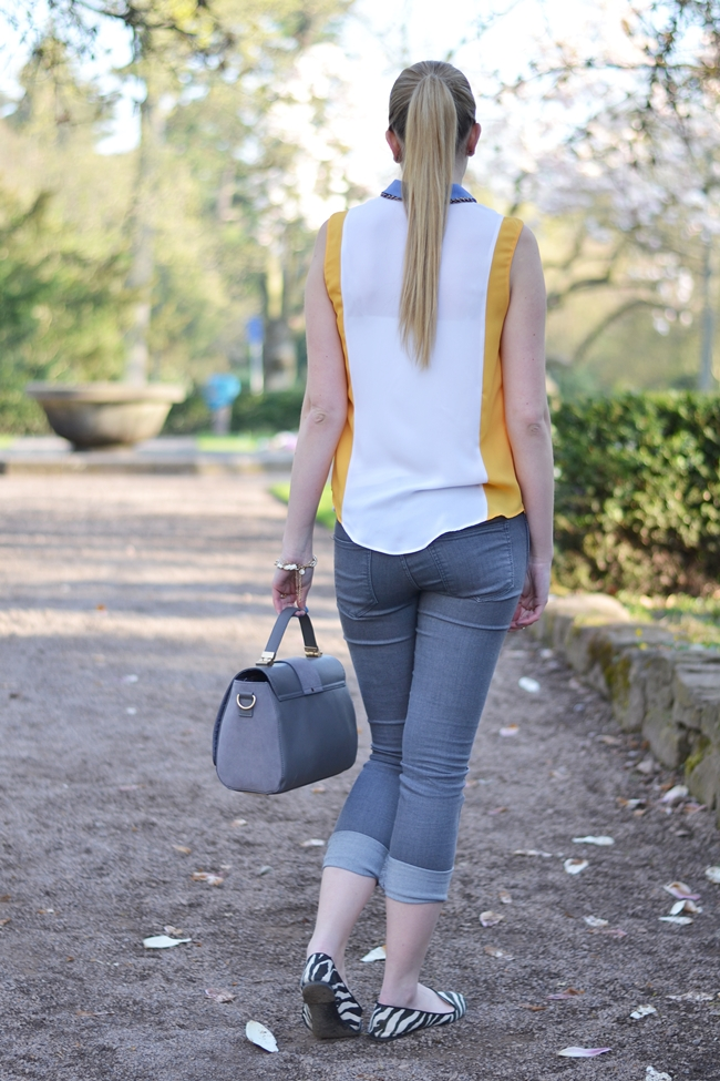 Outfit yellow and grey (3)