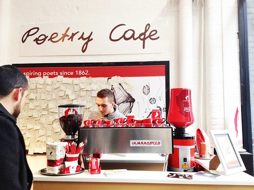 Julius Meinl Poetry Cafe