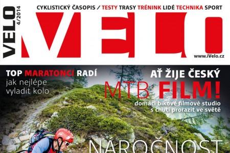 Časopis Velo 4/2014 v prodeji!