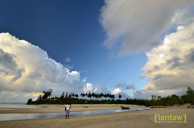 Cagbalete: Grand Clouds