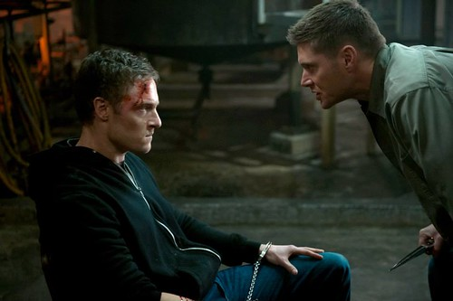 "Supernatural 9x18 ""Meta Fiction"""