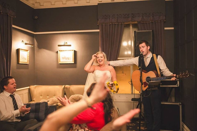 Wedding Singer and Guitarist - Day Time Package - Mr and Mrs Holden