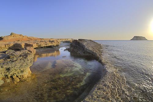 agiosgeorgios cyprus sunset