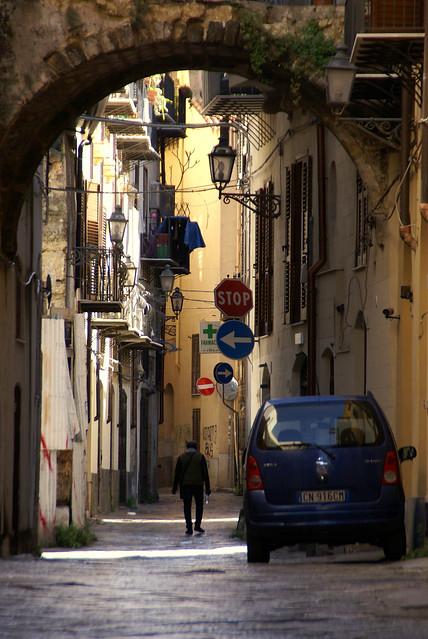Palermo, Via Principe di Resuttano