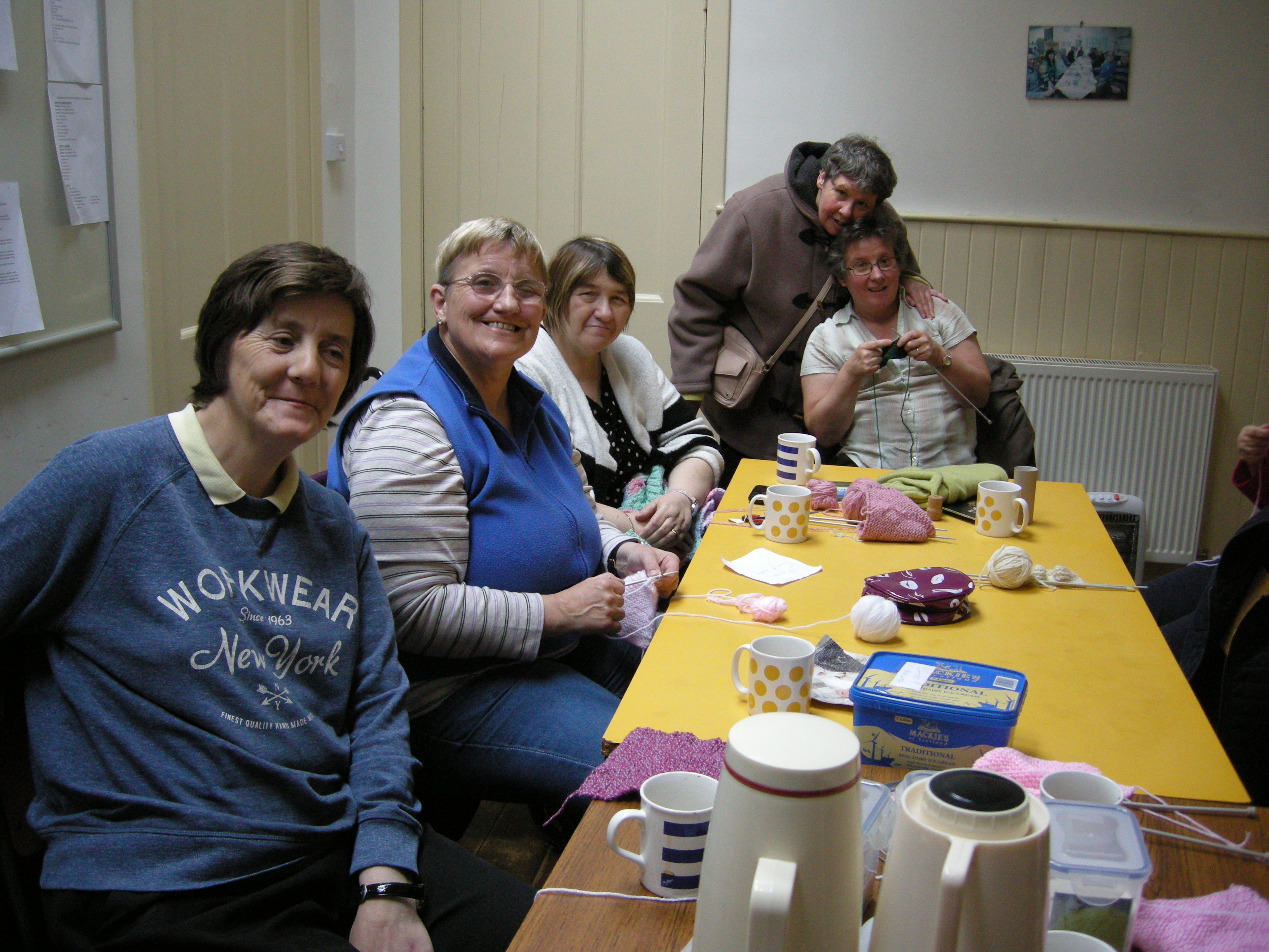 Soupalunch at Hawick Congregational Community Church