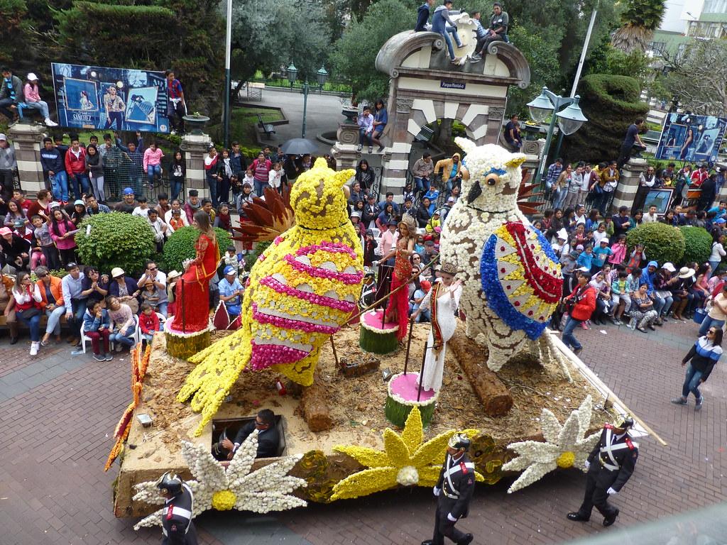 Fiestas de Ambato 2017