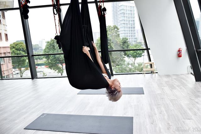 Aerial Yoga @ Trium Fitness-20