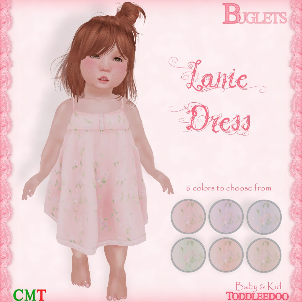TD Lanie Dress AD - SecondLifeHub.com