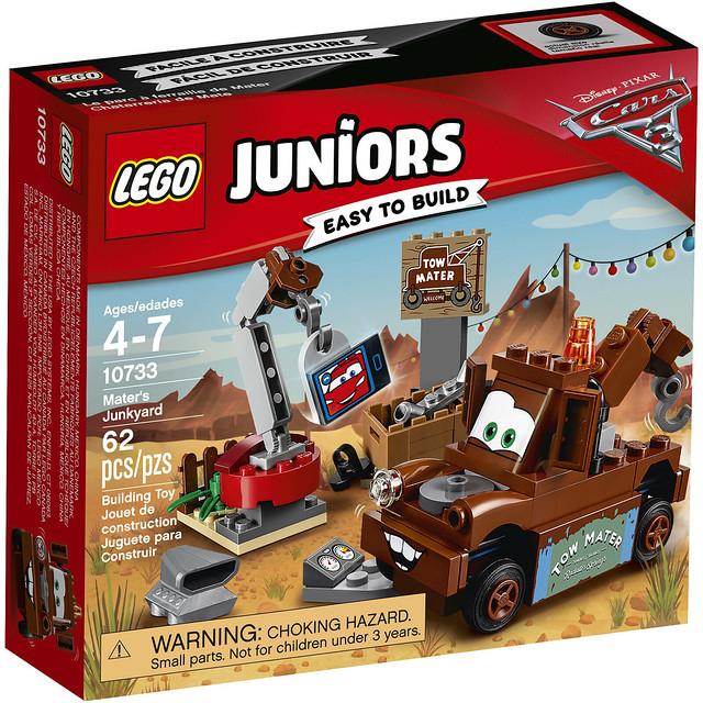 10733 Mater's Junkyard