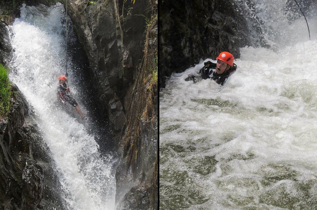 vandfald i Dalat, VIetnam