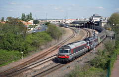 SNCF BB 67400 by richardvoorhaven