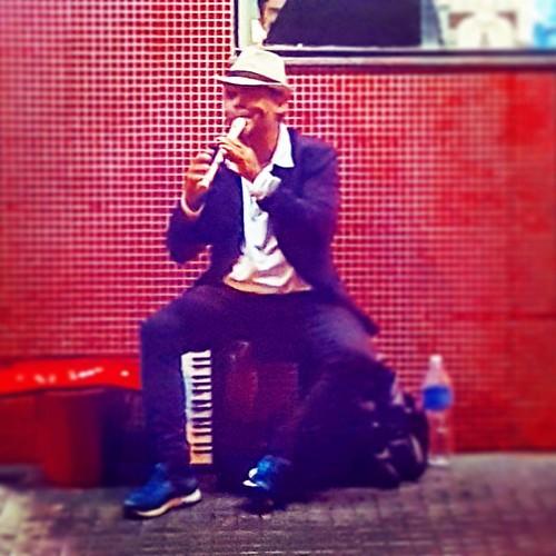 Terra do conservatório, Tatui -  cidade que precisa de ternura. #tatui #conservatorio #musica #music #street #flauta #insta #instago #instacool #instagram #instapic #instasize #instalove #instadaily #instaart #instaartist #instaphoto #instaphotography #ph