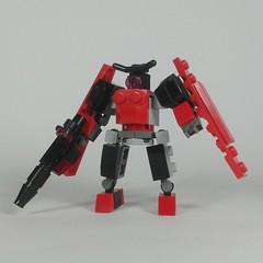 Lockon - Commander Type - Crimson Legion