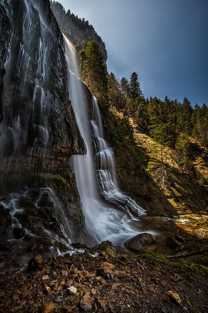 La Grande Cascade 01, Nikon D810, AF-S Zoom-Nikkor 14-24mm f/2.8G ED