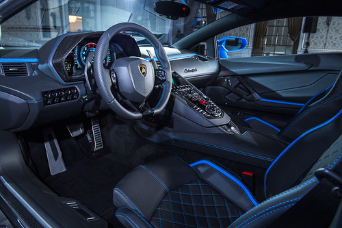 Lamborghini Aventador S新車發表會 (7)