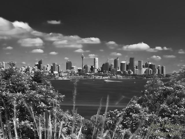 Sydney from Steele Point, NSW @Australia