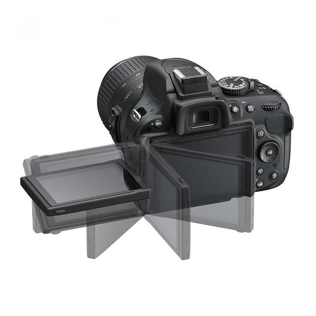 Nikon D5300 Digital SLR Camera (5)
