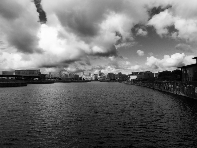 under a cloudy sky, Nikon COOLPIX L29