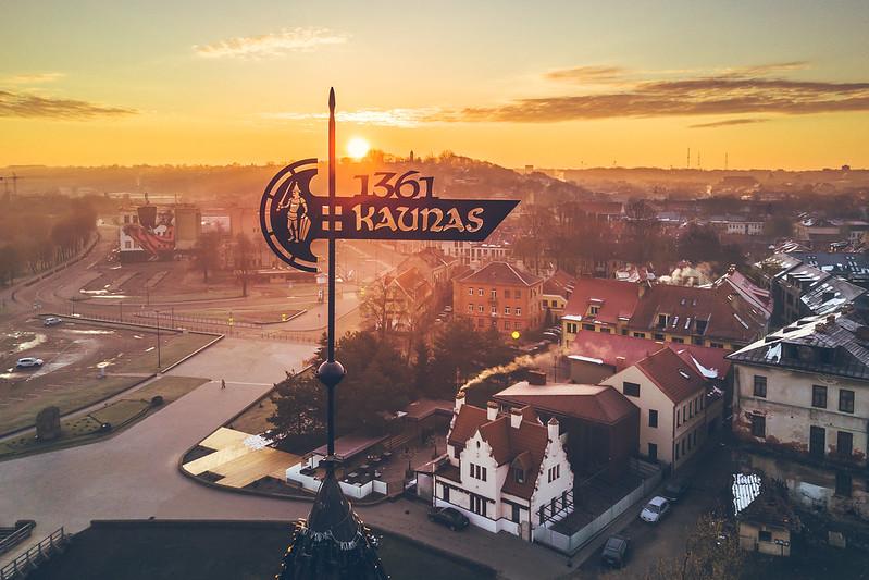 Weathervane | Kaunas Castle #108/365