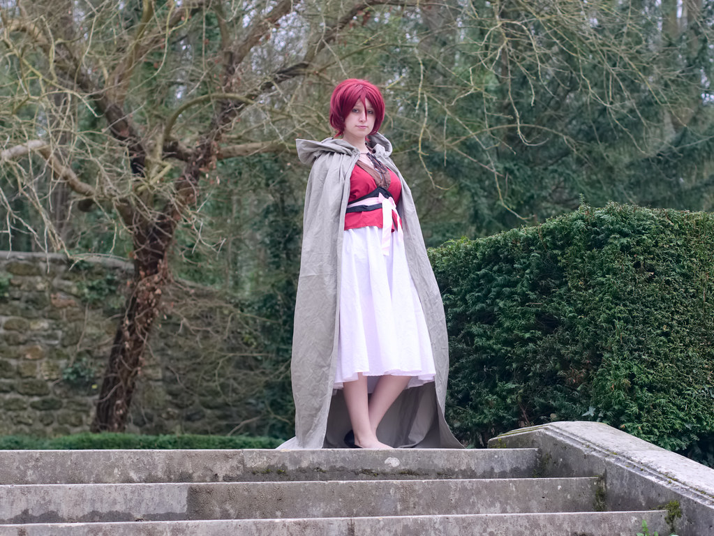 related image - Shooting Akatsuki no Yona - Parc de Sceaux -2017-03-24- P2030016