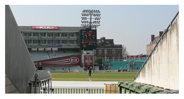 The Kennington Oval, Panasonic DMC-FZ5