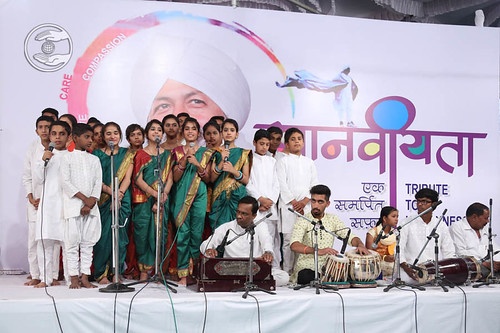 Welcome song by Bal Sangat Ahmednagar