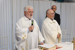Primeira Missa Campus Unisinos POA