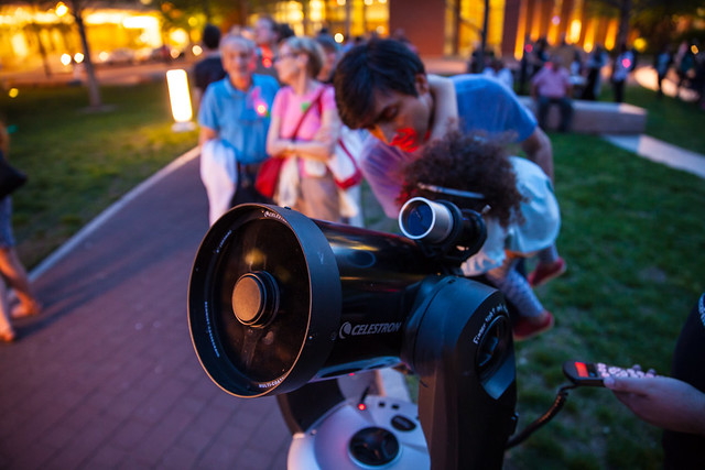 Astronomy Night 2017