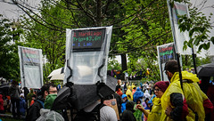 2017.04.22 Science March Washington, DC USA 4077