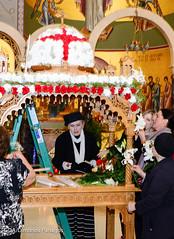 Decorating the Epitaphios