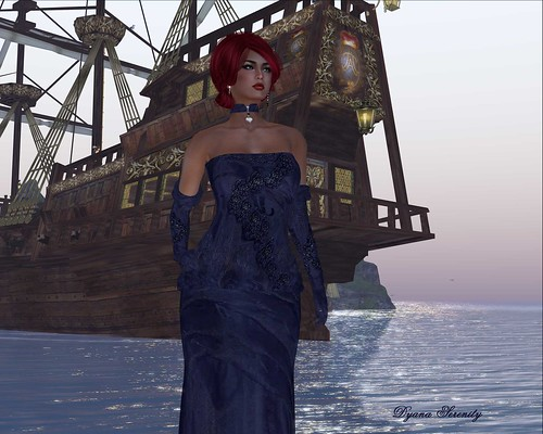 Overnight by Dyana Serenity Blogger Second Life *Thanks to all