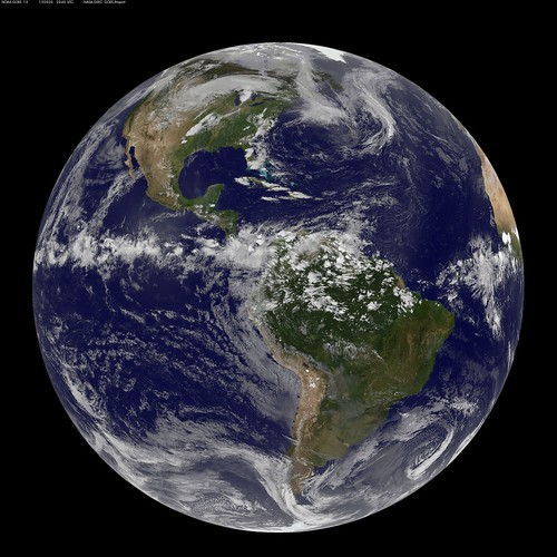 Nice Space Earth photos